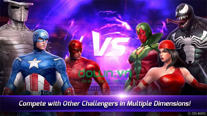 MARVEL Future Fight cho Android