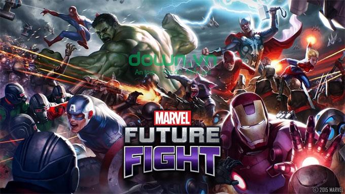 MARVEL Future Fight cho iOS