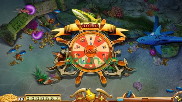 Game câu cá Happy Fisher miễn phí