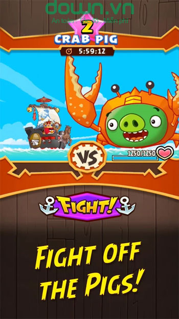 Angry Birds Fight cho Android