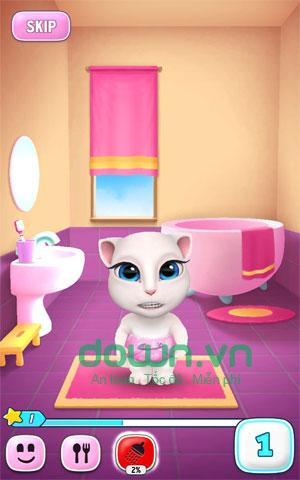 Mèo nhại tiếng người My Talking Angela