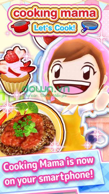 Cooking Mama Let's Cook cho Android