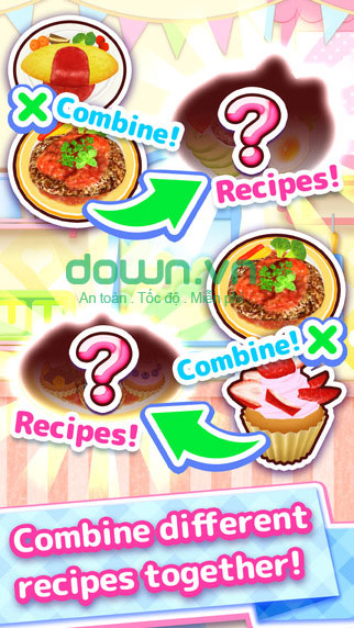 COOKING MAMA Let's Cook cho iOS