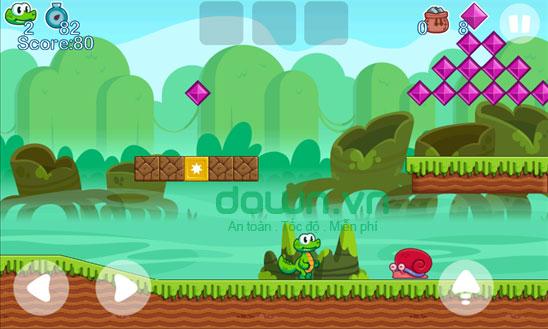 Game trí tuệ Crocs World 2 miễn phí
