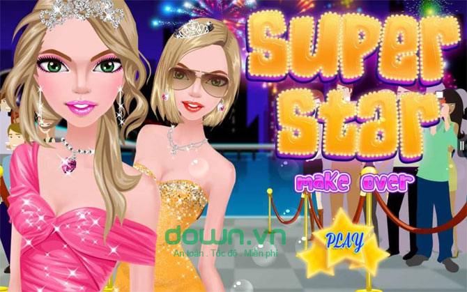 Superstar Makeover cho Android