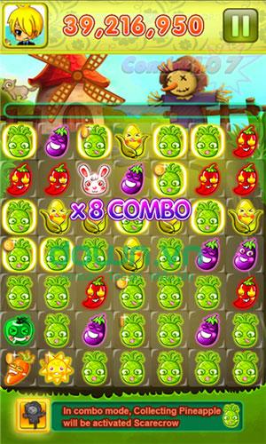 Hệ thống vật phẩm hỗ trợ trong game nông trại huyền thoại