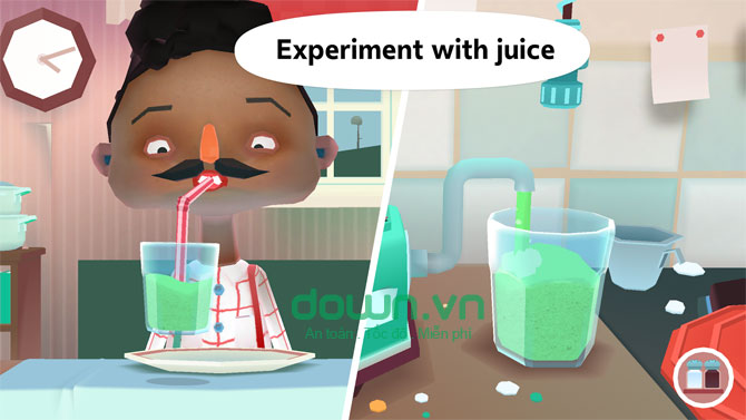 Toca Kitchen 2 cho Android