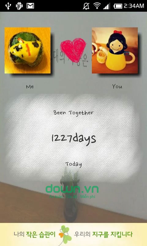Been Together cho Android
