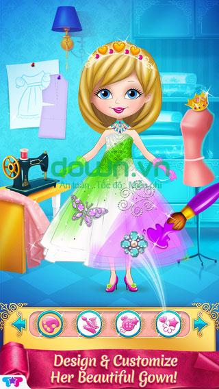 Princess Fashion Star cho iOS