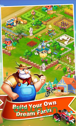 Game nông trại Barn Story: Farm Day cho Windows Phone