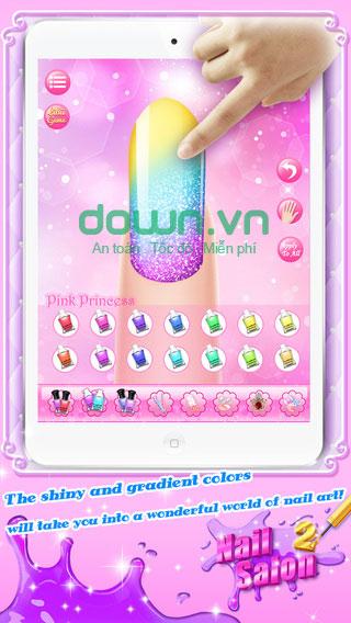 Nail Salon 2 cho iOS
