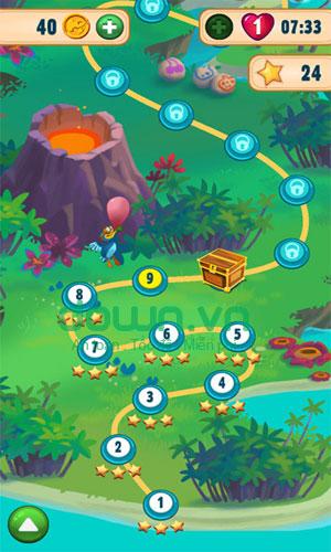 Tải game trí tuệ Dodo Pop cho Windows Phone