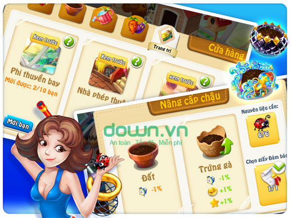 Nong Trai Vui Ve cho Android