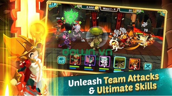 Tải game nhập vai hấp dẫn cho iPhone/iPad