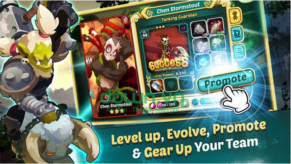 game nhập vai hấp dẫn cho iPhone/iPad