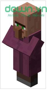Villager trong Minecraft