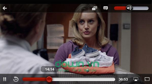 Netflix cho iOS