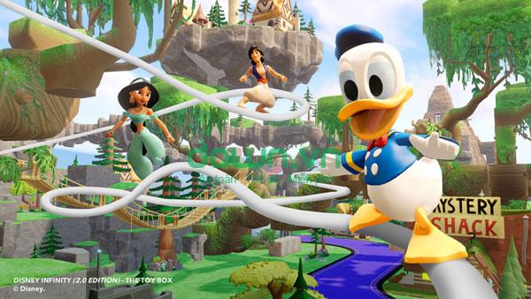 tải game Disney Infinity: Toy Box