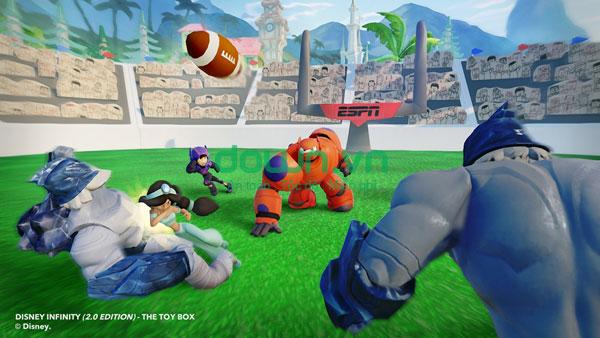 tải Disney Infinity: Toy Box 2.0 for iOS