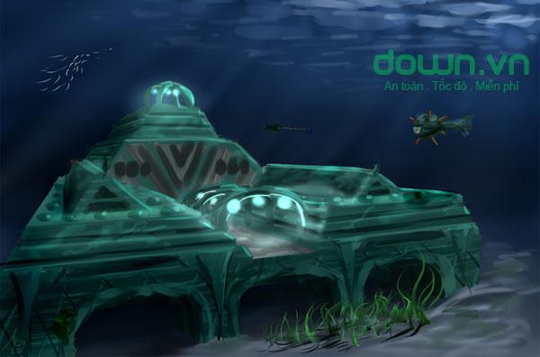 Ocean monument - Di tích đại dương