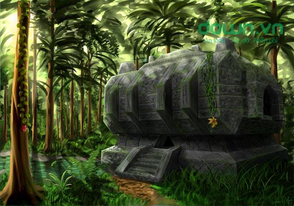 Temple Jungle - Đền thờ trong rừng