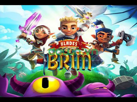 Blades of Brim cho iOS