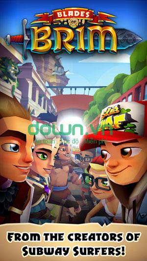Tải game hành động chiến đấu cho iPhone/iPad