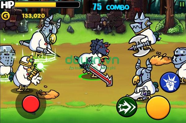 Tải game những chiến binh gà miễn phí