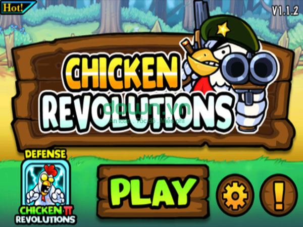 Chicken Revolution: Warrior miễn phí