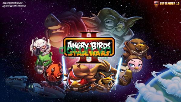 Tải game Jedi Birds nổi giận II