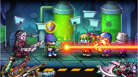 ZombieDiary miễn phí cho Android