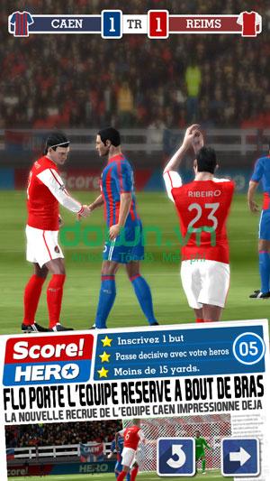 Score Hero miễn phí cho iPhone/iPad