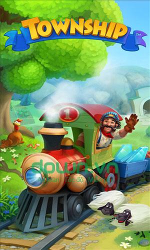 Game mô phỏng Township