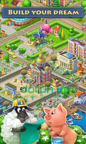 Game nông trại Township