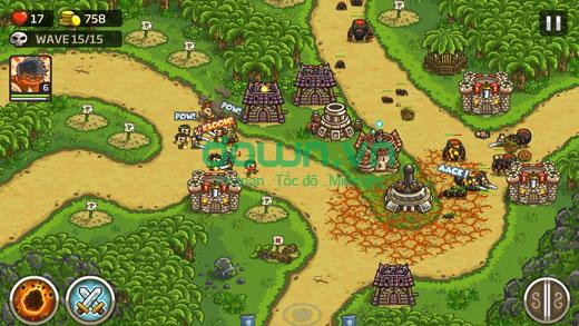 Kingdom Rush for iOS