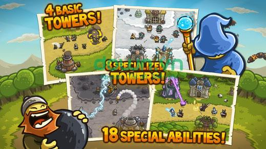 Download Kingdom Rush for iOS