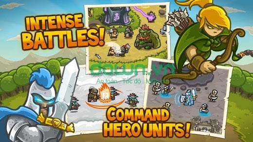 Tải game chiến thuật cho iPhone/iPad
