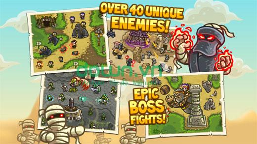 Kingdom Rush cho iOS