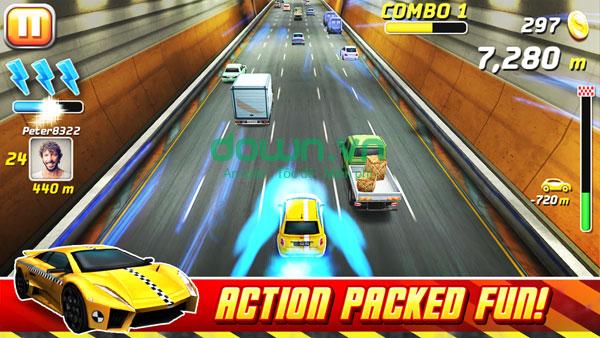 Tải game đua xe hấp dẫn miễn phí cho iPhone/iPad