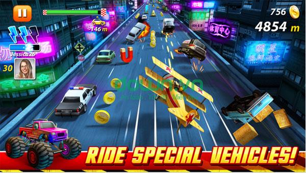 Tải game đua xe hấp dẫn miễn phí