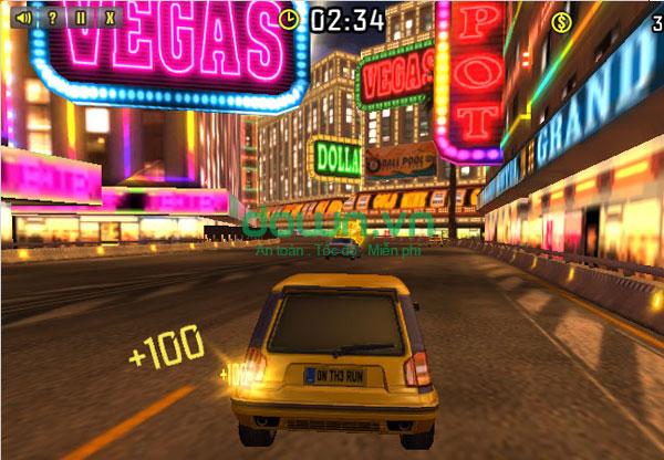 Tải game đua xe miễn phí cho điện thoại