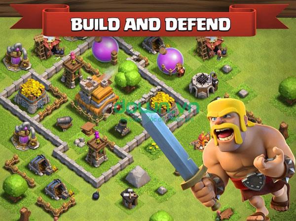 Tải game chiến thuật miễn phí cho Android