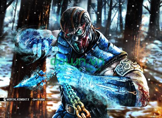 Tải game Mortal Kombat X for iOS