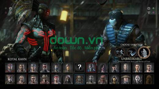 Tải game Mortal Kombat X miễn phí