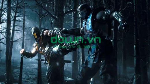 Mortal Kombat X miễn phí cho iPhone/iPad