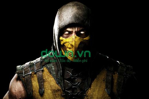 Tải Mortal Kombat X miễn phí cho iPhone/iPad