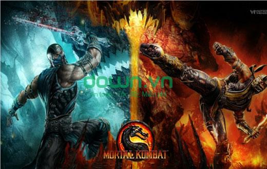 Tải game Mortal Kombat X