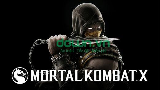 Download Mortal Kombat X miễn phí cho iPhone/iPad