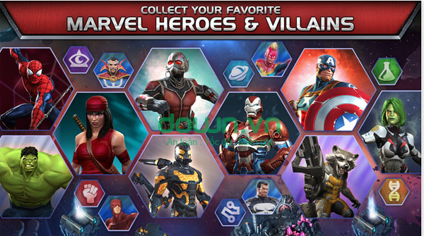Download Marvel Contest of Champions for iOS
