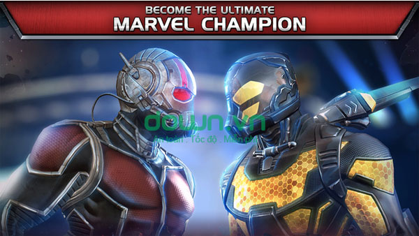 Tải Marvel Contest of Champions cho iPhone